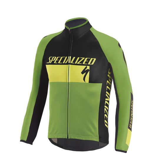 Blouson Specialized Element RBX Comp Logo 2017 - Jaunes
