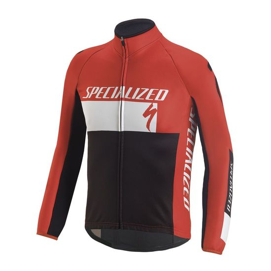 Blouson Specialized Element RBX Comp Logo 2017 - Rouge