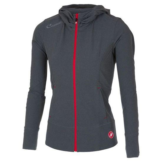 Blouson Castelli Race Day Track - Anthracite