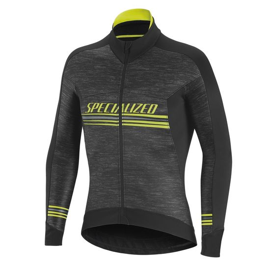 Blouson Specialized Element SL Expert 2017 - Jaunes