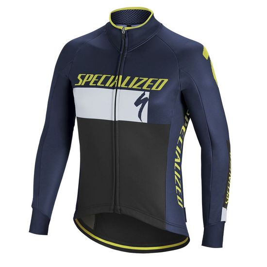 Blouson Specialized Element RBX Comp Logo 2017 - Bleu