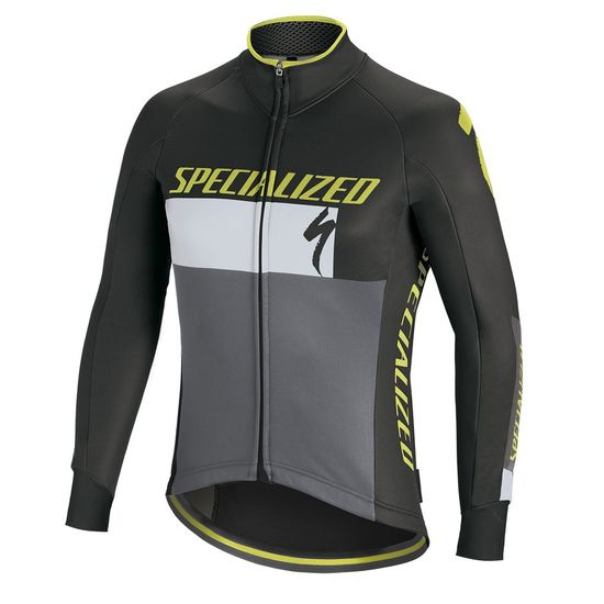 Blouson Specialized Element RBX Comp Logo 2017 - Gris
