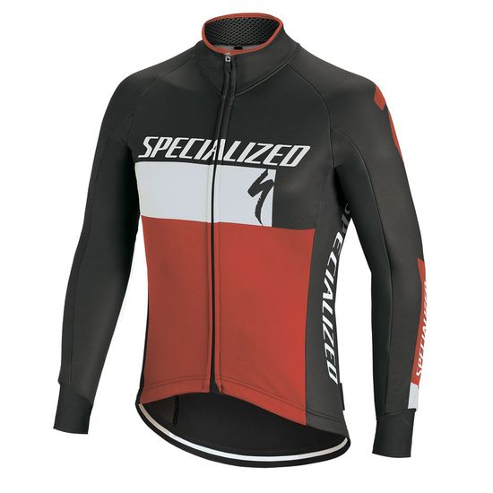 Blouson Specialized Element RBX Comp Logo 2017 - Noir