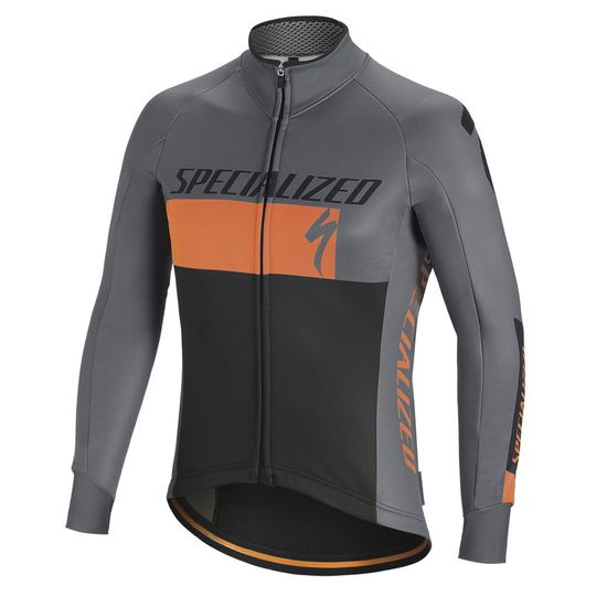 Blouson Specialized Element RBX Comp Logo 2017 - Orange