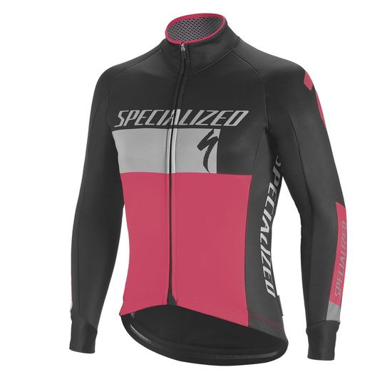 Blouson Specialized Element RBX Comp Logo 2017 - Pink