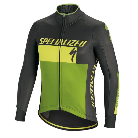 Blouson Specialized Element RBX Comp Logo 2017 - Vert