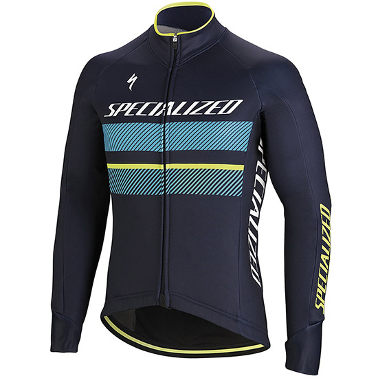 Blouson Specialized Element RBX Comp Logo - Bleu