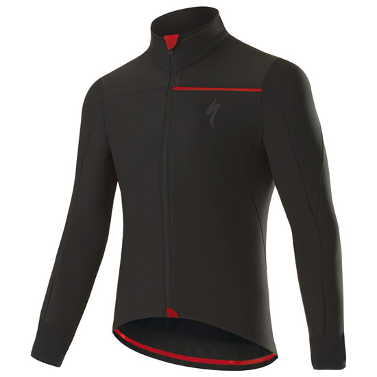 Blouson Specialized Element RBX Pro 2017 - Noir Rouge