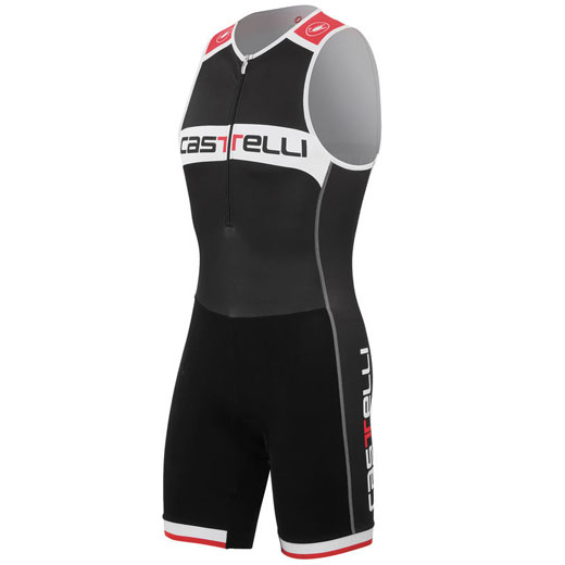 Body Castelli Core Tri 2017 - Noir