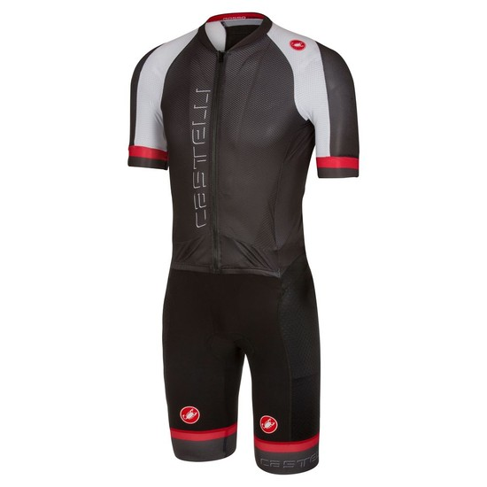 Body Castelli Sanremo 3.2 Speed Suit 2017 - Noir