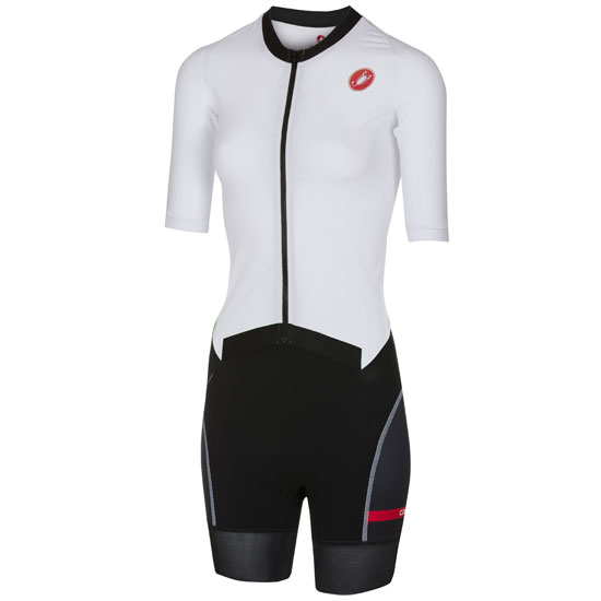 Body Castelli All Out Speed Suit - Blanc