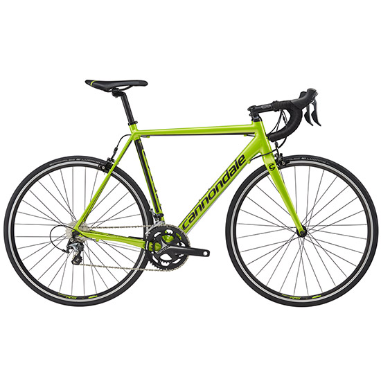 Cannondale CAAD Optimo Tiagra - Vert