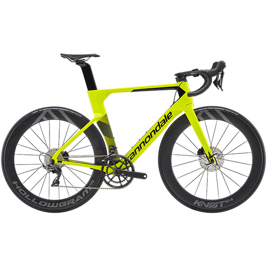 Cannondale SystemSix Carbon Dura-Ace - Jaune