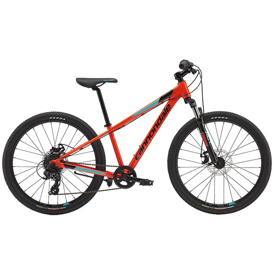 Cannondale Trail 24 Boy's - Rouge