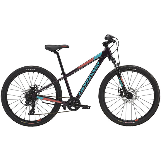 Cannondale Trail 24 Girl's - Violet