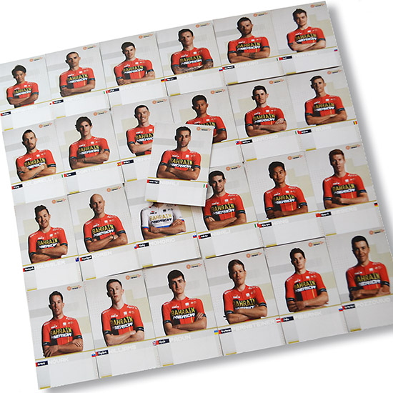 Cartes Bahrain Merida 2019