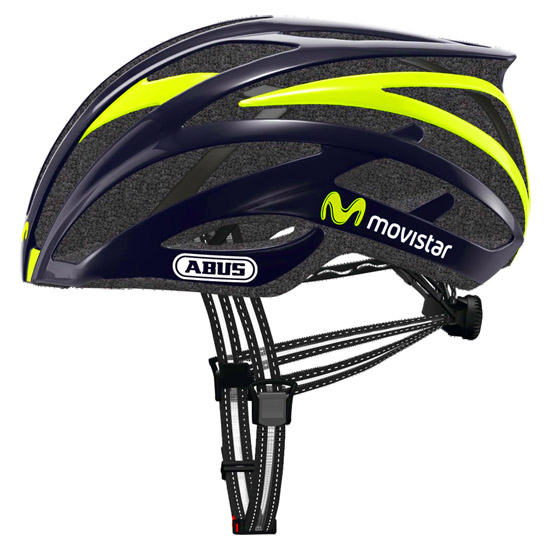 Casque Abus Tec Tical Pro 2.0 - Movistar