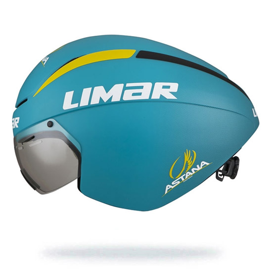 Casque Limar Speed King Superlight - Astana