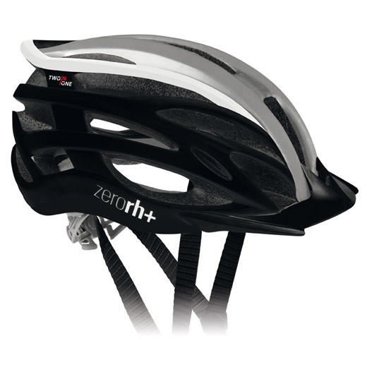 Casque Zerorh Two in One - Noir Blanc