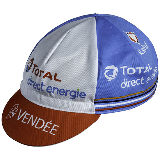 Casquette Total Direct Energie 2019