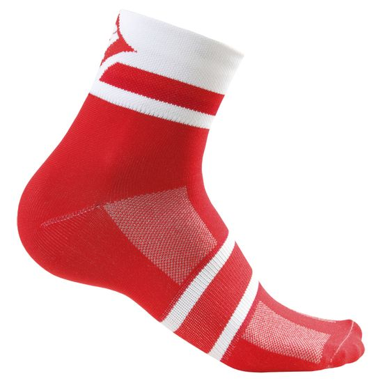 Chaussettes Specialized RBX Comp 16 - Rouge