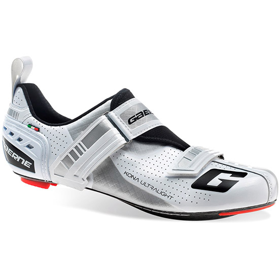 Chaussures Gaerne Carbon Speedplay G.Kona - Blanc