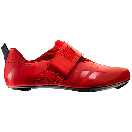 Chaussures Mavic Cosmic Elite Tri - Rouge