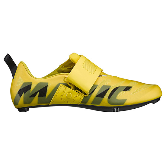 Chaussures Mavic Cosmic SL Ultimate Tri - Jaunes
