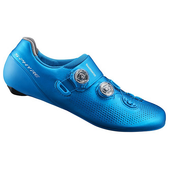 Chaussures Shimano S-Phyre RC9 2019 - Bleu