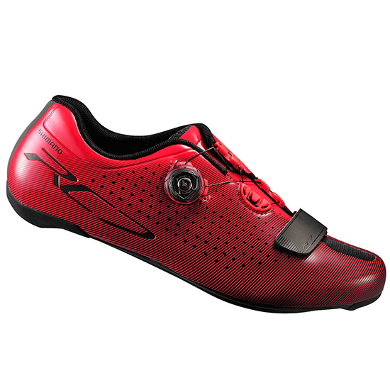 Chaussures Shimano RC7 2017 - Rouge