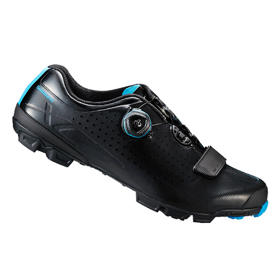 Chaussures Shimano XC7 2017 - Noir