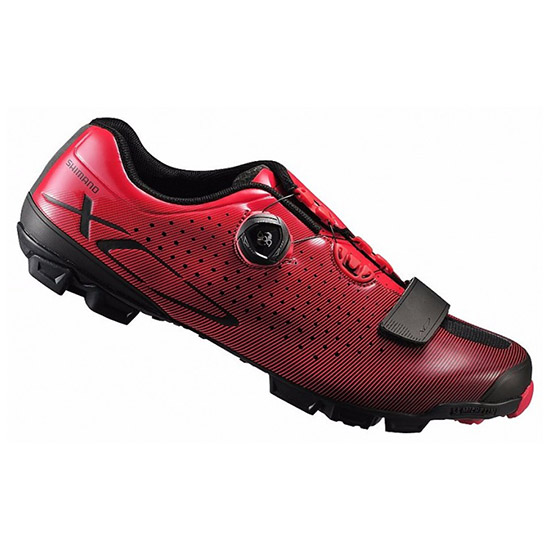 Chaussures Shimano XC7 2017 - Rouge