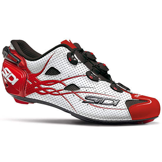 Chaussures Sidi Shot Air Limited Edition - Bahrain Merida 2019
