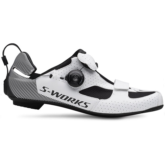 Chaussures Specialized S-Works Trivent - Blanc