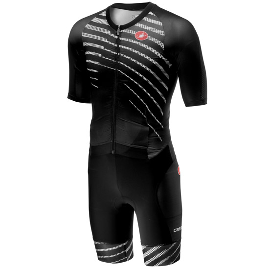 Combinaisons Castelli All Out Speed Suit - Noir