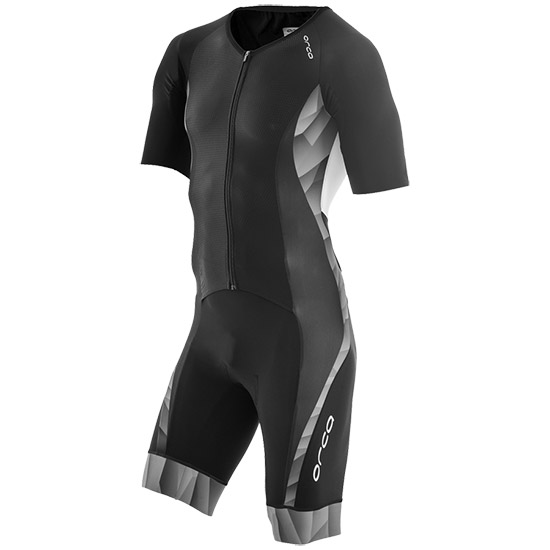 Combinaisons Orca 226 Short Sleeve Race - Noir Blanc