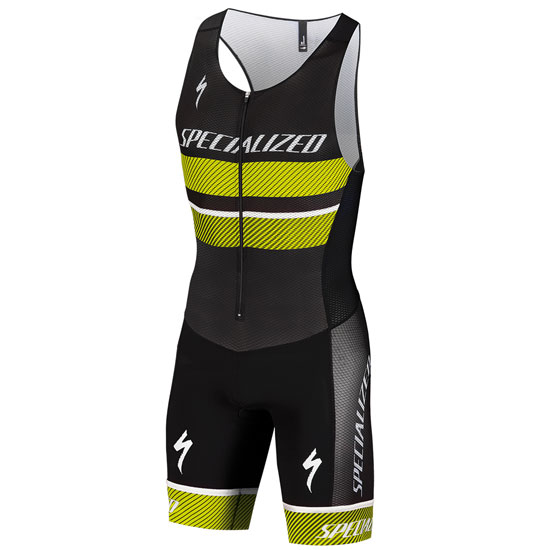 Combinaisons Specialized Triathlon Race - Jaunes