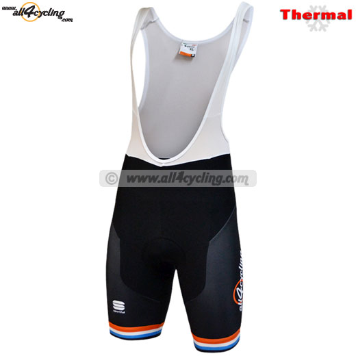 Cuissard All4cycling - Bdc Forum Team 14 - Thermal