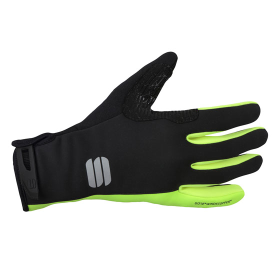 Gants Sportful Ws Essential 2 - Jaunes fluo