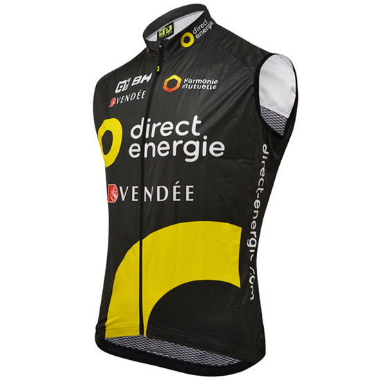 Gilet coupe-vent Direct Energie 2016
