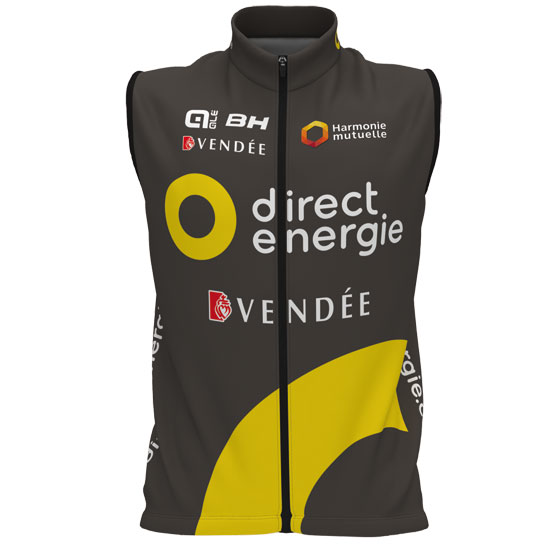 Gilet coupe-vent Direct Energie 2017