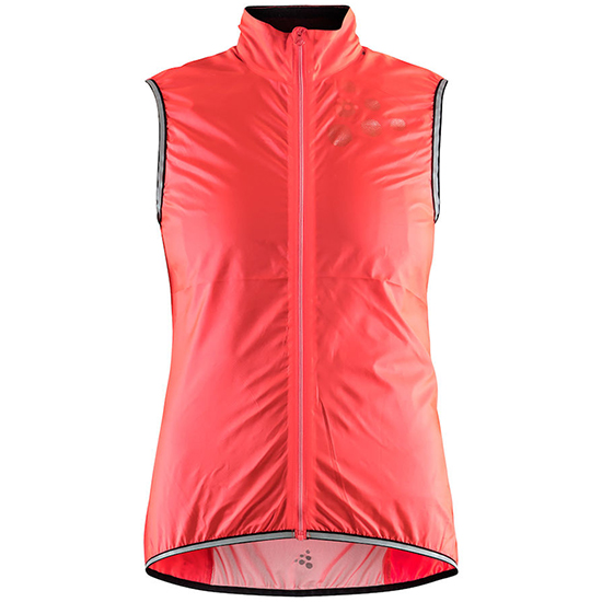 Gilets coupe-vent Craft Lithe - Rouge