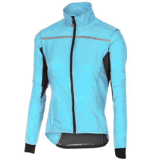Jacket Castelli Superleggera - Azul clair