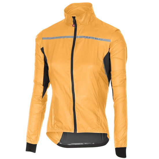 Jacket Castelli Superleggera - Orange