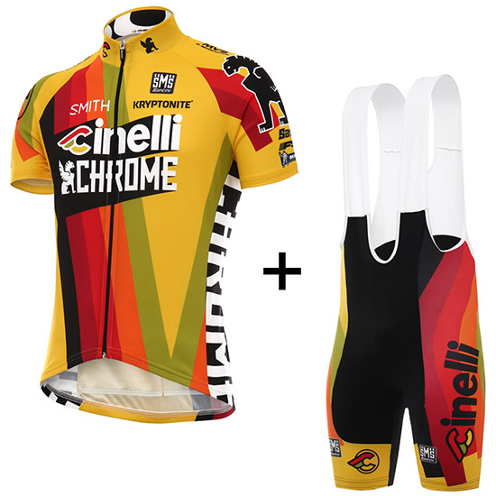 Kit Cinelli Chrome 2017 - Jaun