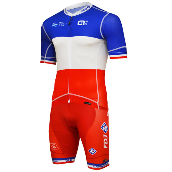 Kit Groupama Fdj PRR 2018 - Champion france