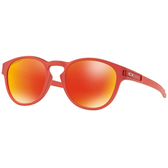 Lunettes Oakley Latch - Ir Red Prizm Ruby