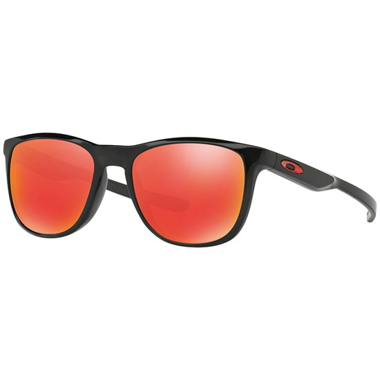 Lunettes Oakley Trillbe X - Polished Black Ruby Iridium