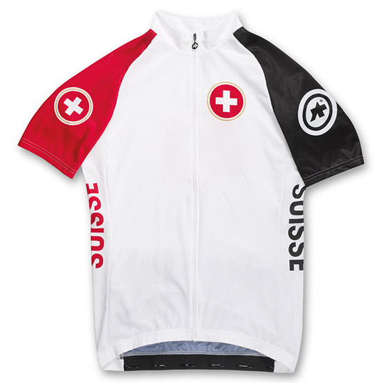 Maillot Assos SS.Suisse Rio