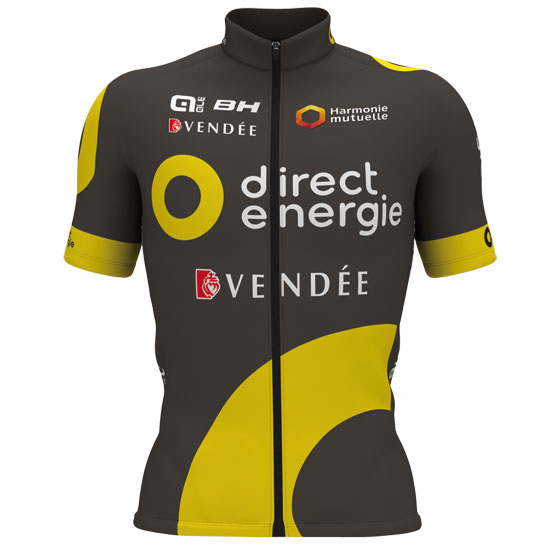 Maillot Direct Energie 2017
